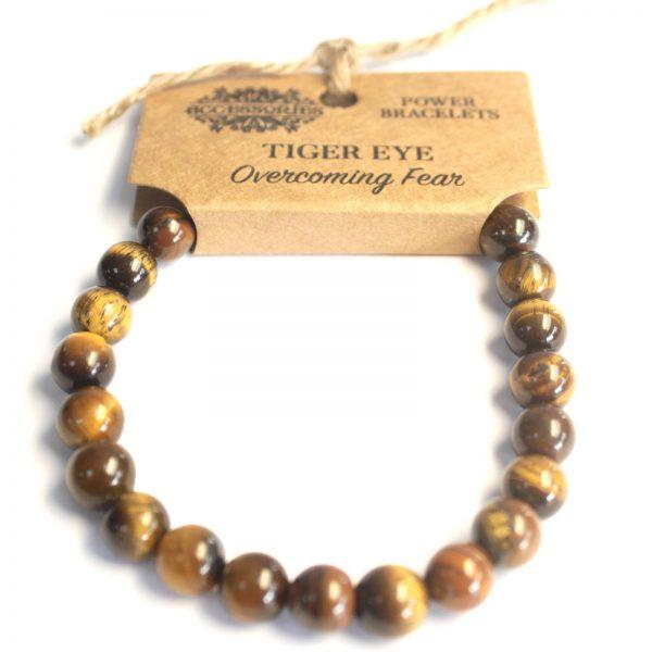 bracelet oeil du tigrne