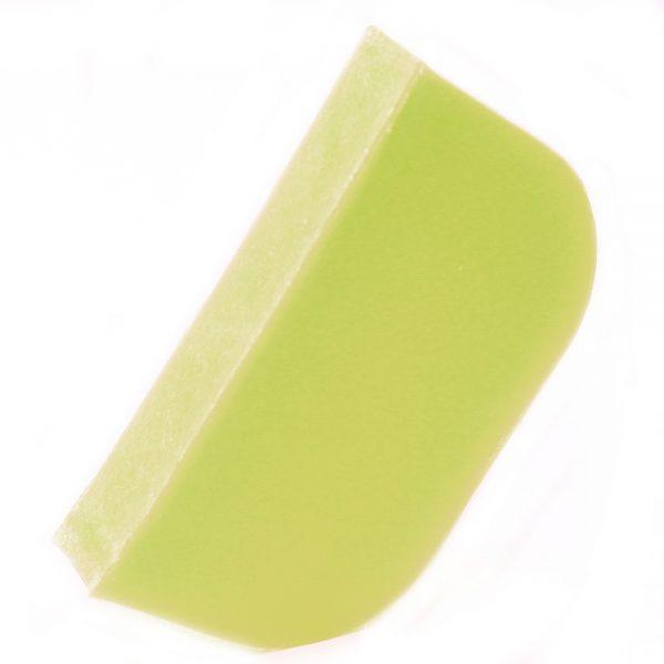 shampoing solide Noix de coco citron vert